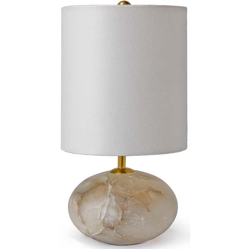 alabaster orb lamp sagamore bay. Black Bedroom Furniture Sets. Home Design Ideas