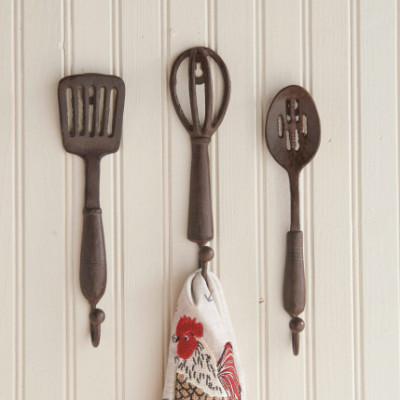 Kitchen Utencil Hangers