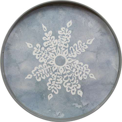 Snow Flake Tray