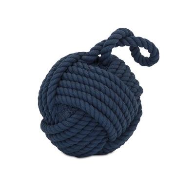 Blue Nautical rope Ball