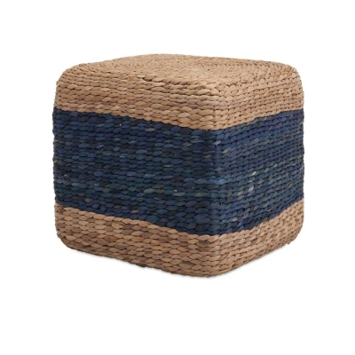 Hien Hyacinth Stool blue