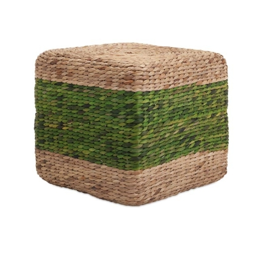 Hien Hyacinth Stool Green