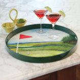 Ocean Golf Course Tray